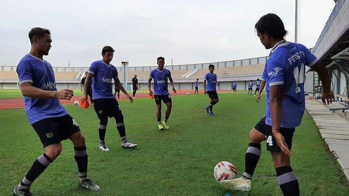 Persita Tangerang Awal Maret dari Berlatih Persiapan Piala Menpora 2021