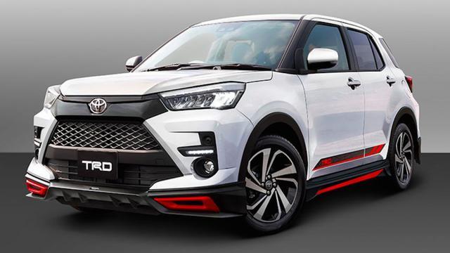 Cek Spesifikasi, Fitur dan Harga Toyota Raize